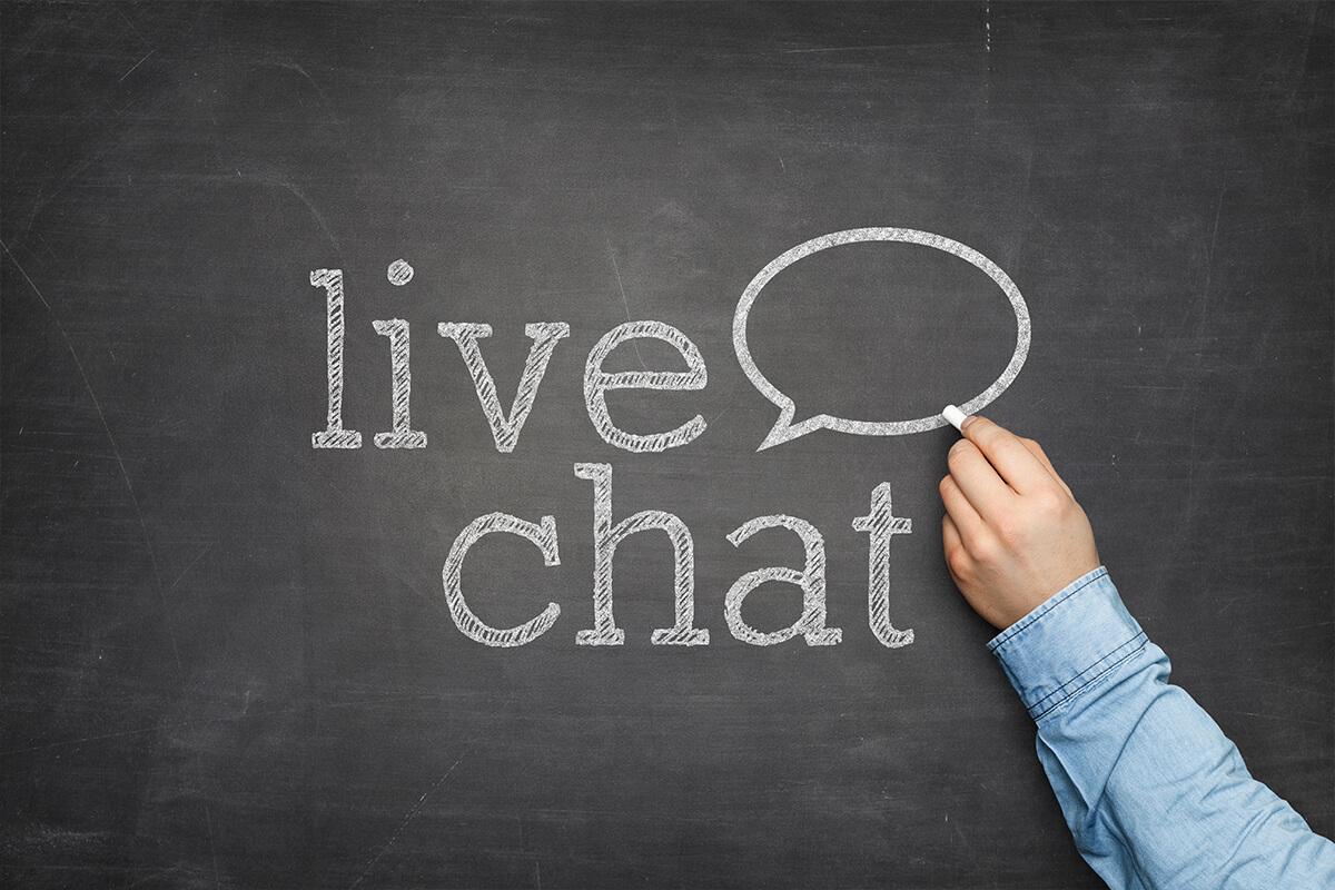 Midland Trust Live Chat Feature - Online Support