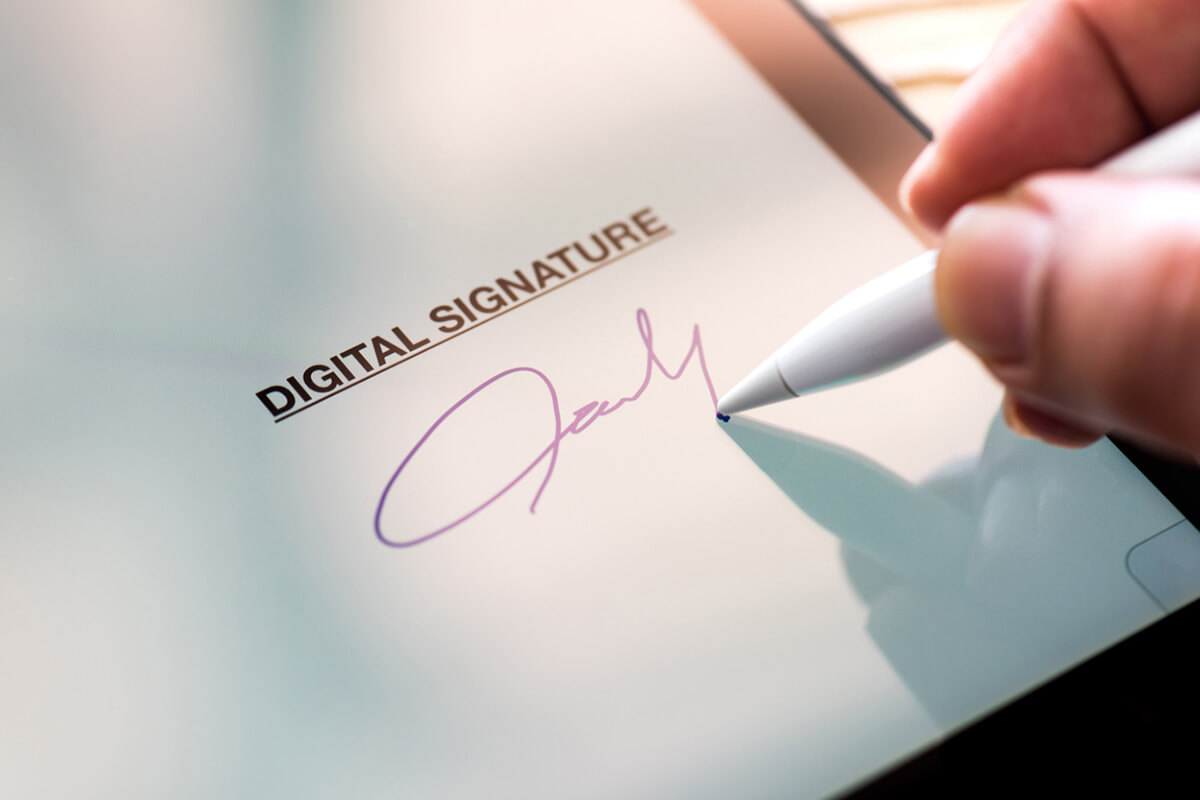 Tips for Utilizing E-Signatures