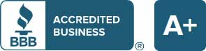 BBB Accredited Business | A+